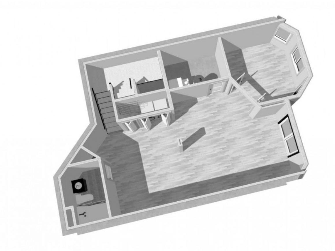JTech Drafting Basement1