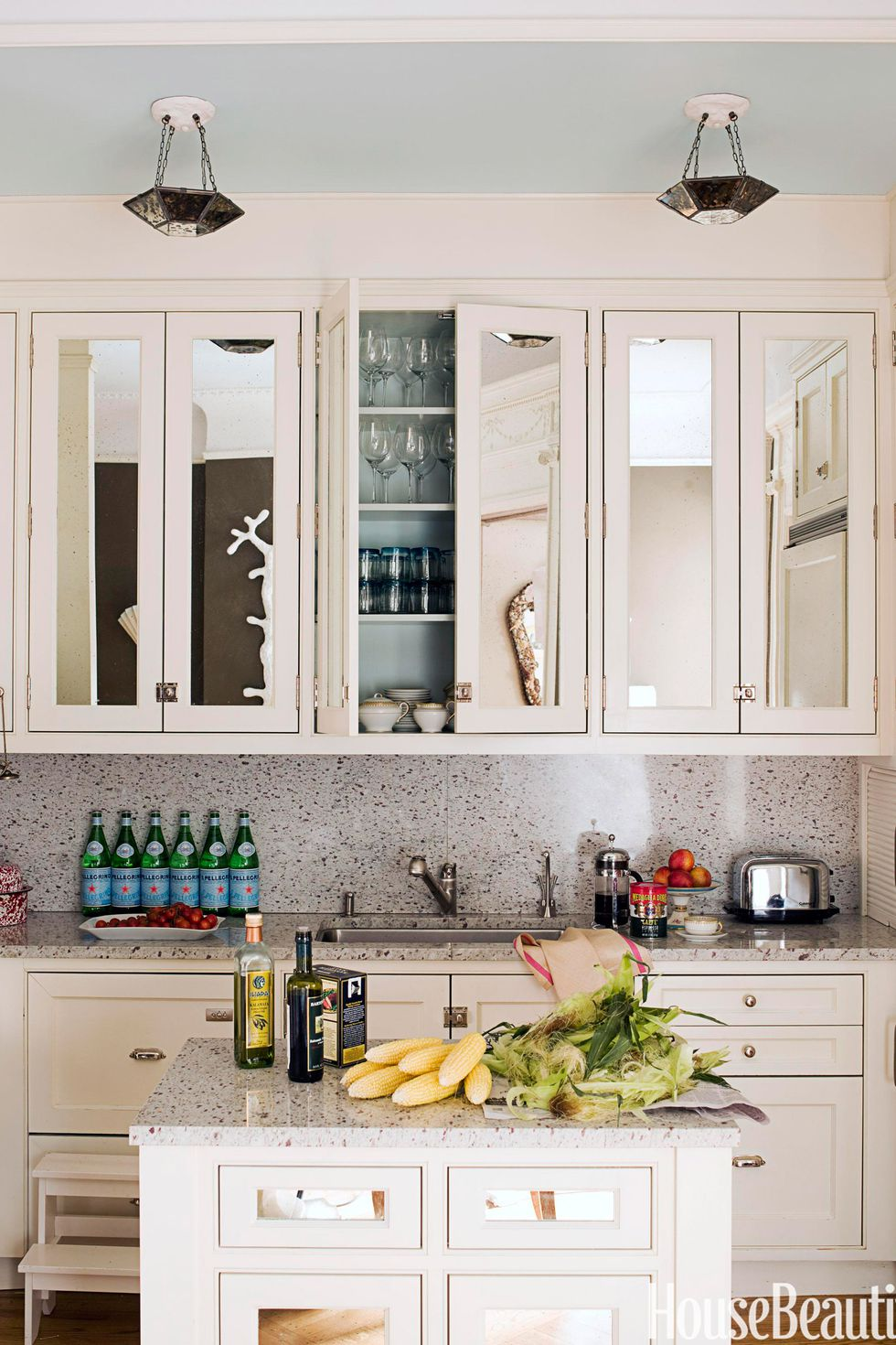 You Can Do A Lot With Just A Little Space. Check Out These Top  Spacing Saving Tricks To Make The Most Of Your Smaller Kitchen. Add Mirrors