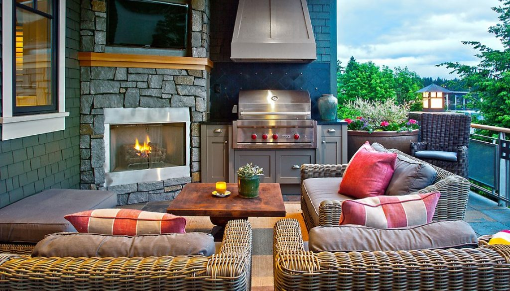 Designing The Best Outdoor Kitchen